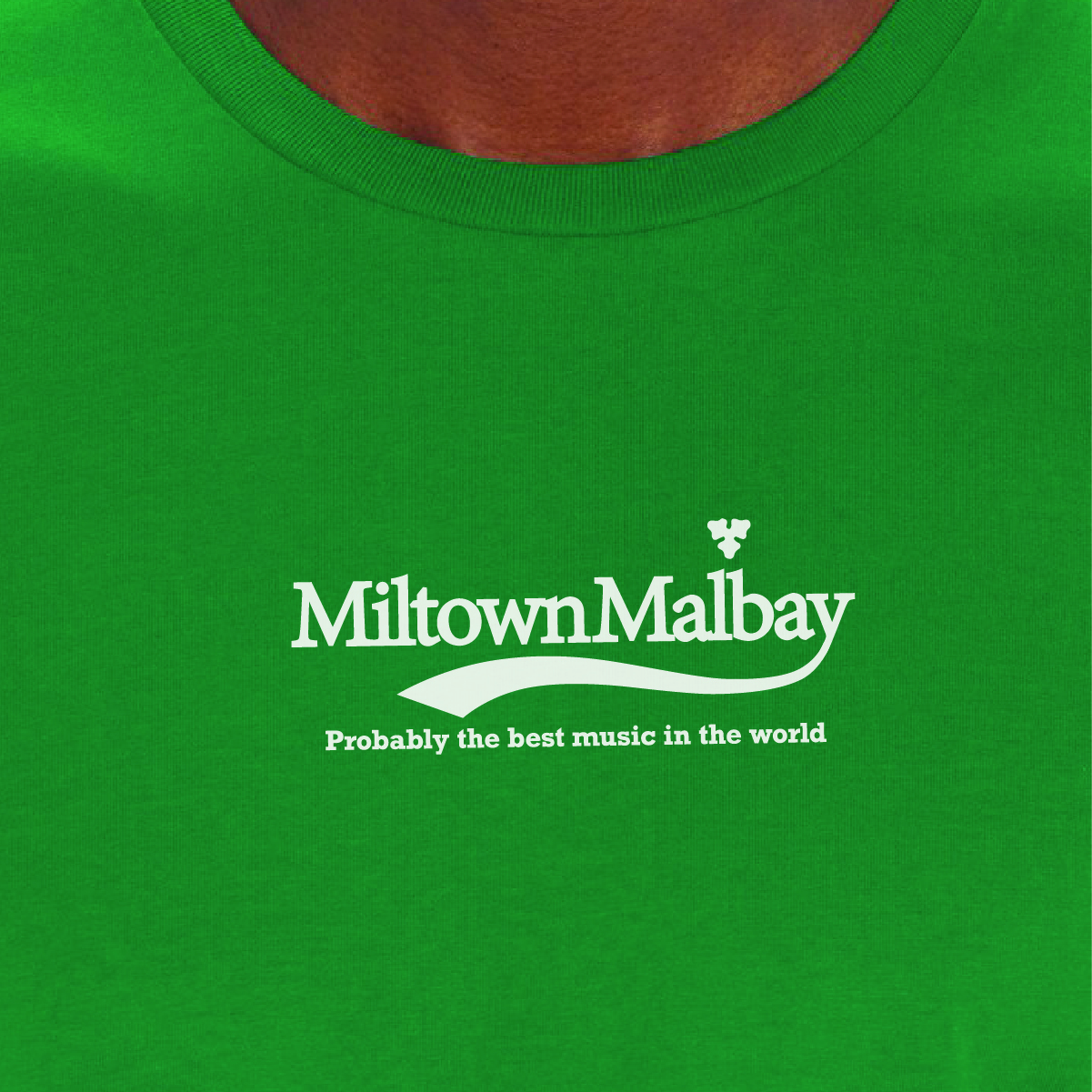 Miltown Probably - BuyIrishOnline Ladies' fitted Organic T