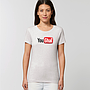Youghal - BuyIrishOnline Ladies' fitted Organic T