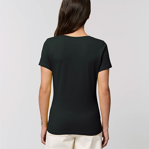 The North Side - BuyIrishOnline Ladies' fitted Organic T