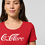 Clare - Organic Fitted T