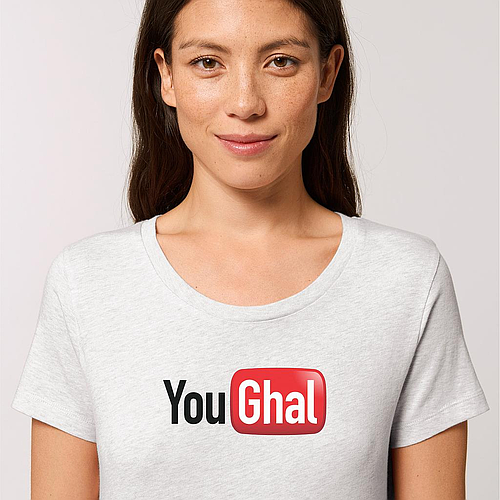 Youghal - Organic Fitted T
