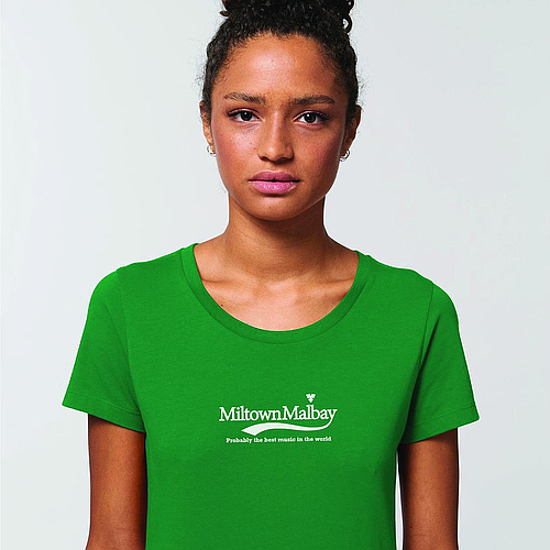 Miltown Probably - Organic Fitted T